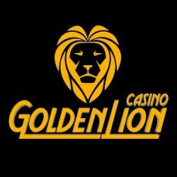 godlen lion logo 250